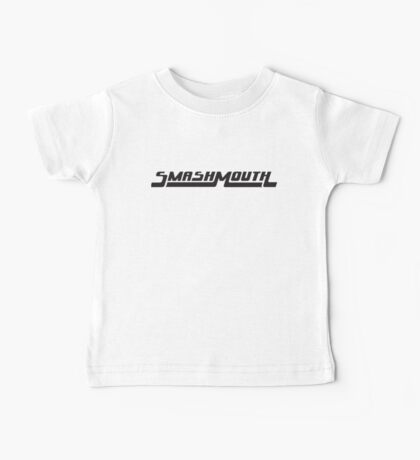 Smash Mouth Baby Tee