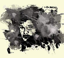 Winter Is Coming (Jon Snow) by Caroline Julia Moore