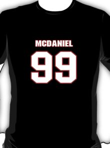 NFL Player Tony McDaniel ninetynine 99 T-Shirt
