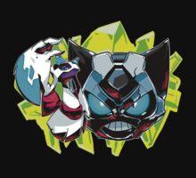 Glalei Froslass Pokemon by KumaGenis