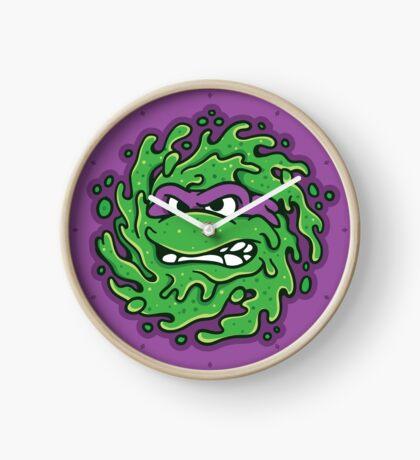 Sewer Slimeballs - Donatello Clock