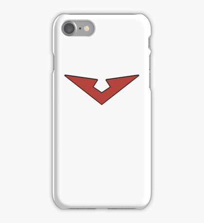 Red Lion Pilot  iPhone Case/Skin