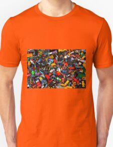 Toy cars Unisex T-Shirt