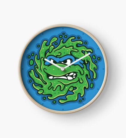 Sewer Slimeballs - Leonardo Clock