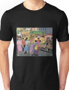 Back of the Bus Unisex T-Shirt