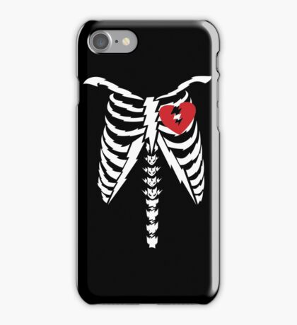 heart to heart iPhone Case/Skin