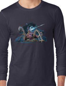 Zelda Breath Of The Wild (GUARDIAN) Nintendo Switch Long Sleeve T-Shirt