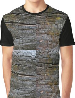 Charcoal SnakeTree Graphic T-Shirt