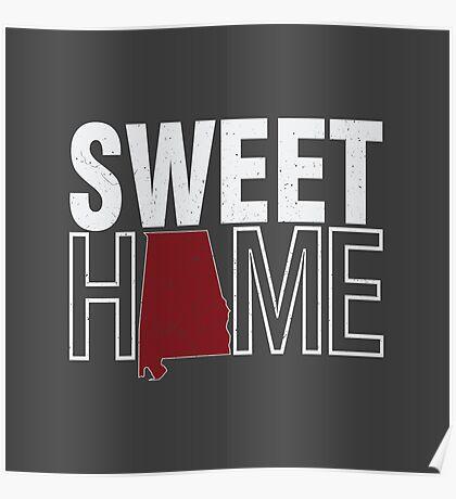 Sweet Home - Alabama Poster