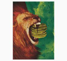 Lion's Pancake Breakfast Baby Tee