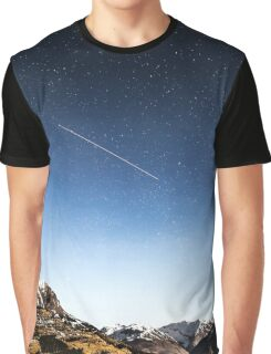 Falling Star / Shooting Star #tapestry Graphic T-Shirt