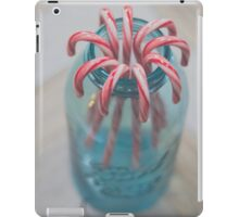 A Jar of Holiday Cheer iPad Case/Skin
