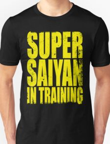 Super Saiyan in Training T-Shirt
