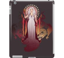 Our Mother of Dragons iPad Case/Skin