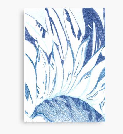 Abstract Harbinger Canvas Print