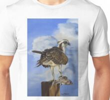 Osprey And A Mullet Unisex T-Shirt