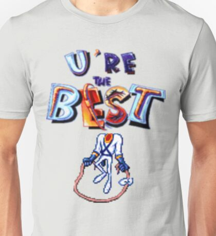 Earthworm Jim - You're The Best Unisex T-Shirt
