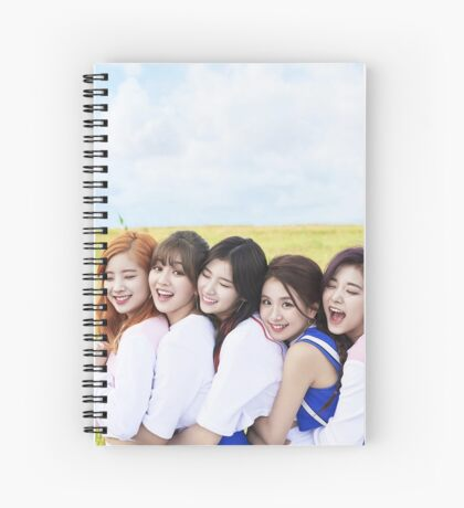 TWICE TT 06 Spiral Notebook