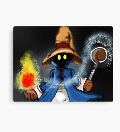 Vivi from FF9 Canvas Print