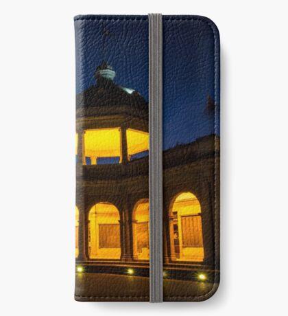 Soldiers Memorial Museum, Bendigo iPhone Wallet/Case/Skin