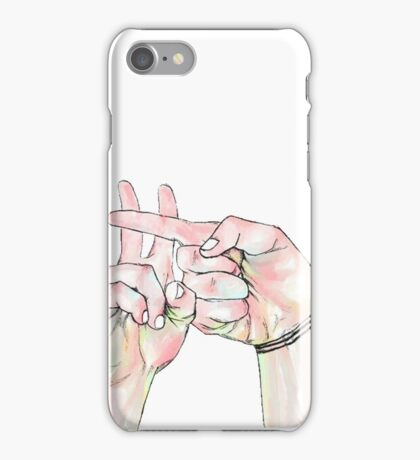 twenty one pilot iPhone Case/Skin