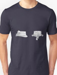 Glitch Hats top hat T-Shirt