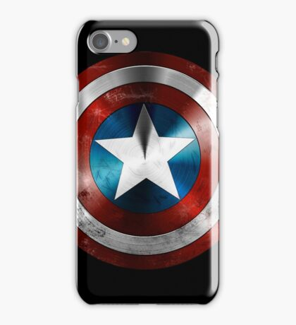 Captain Amerika iPhone Case/Skin