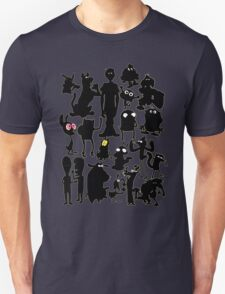 Toon Silhouettes T-Shirt