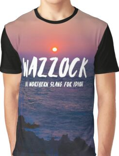 Wazzock Graphic T-Shirt