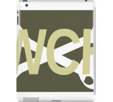 WCH Rectangle Logo iPad Case/Skin