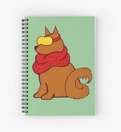 Cool Pup Spiral Notebook