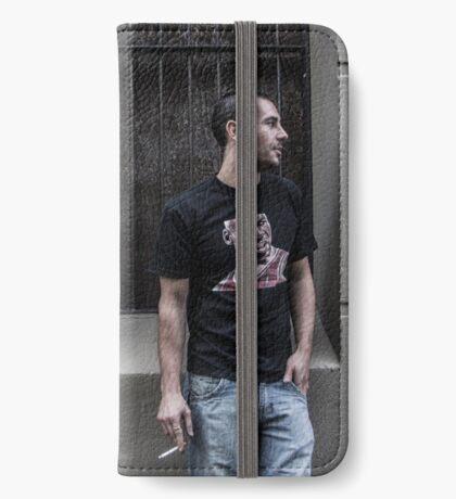 Thanks for smoking. iPhone Wallet/Case/Skin
