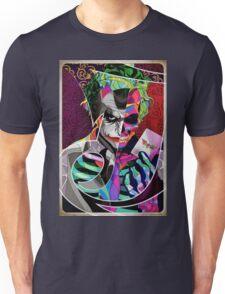 batman,joker Unisex T-Shirt