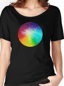 Cloud Burst Women's Relaxed Fit T-Shirt