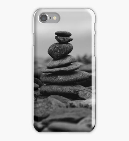 Stacked Rocks iPhone Case/Skin