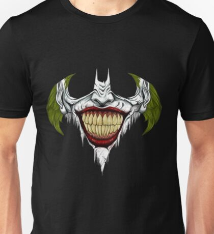 batman,joker Unisex T-Shirt
