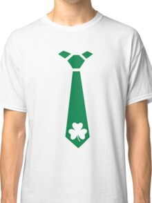 St. Patrick Day Tie Classic T-Shirt