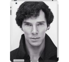 Benedict Cumberbatch In Sherlock iPad Case/Skin