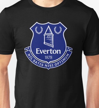 everton fc best logo Unisex T-Shirt