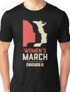 Official women's march on washington  Unisex T-Shirt