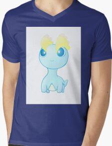 Pokemon Amaura pokedoll chibi design Mens V-Neck T-Shirt
