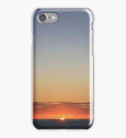 Sunrise over the Ocean iPhone Case/Skin