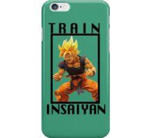 Goku - Train Insaiyan iPhone Case/Skin