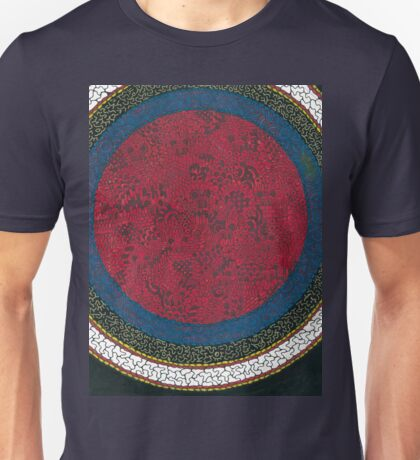 The Abstract Untitled Drawings #1 Unisex T-Shirt