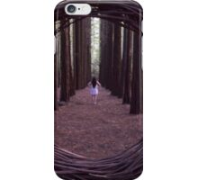 Forest Portal iPhone Case/Skin