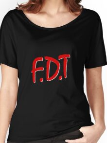FDT Women's Relaxed Fit T-Shirt