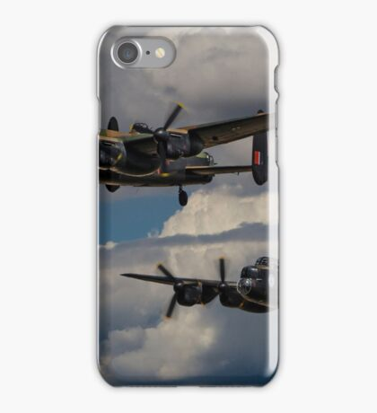 Lancaster Bombers iPhone Case/Skin