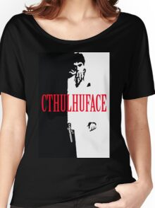 Cthulhuface Women's Relaxed Fit T-Shirt
