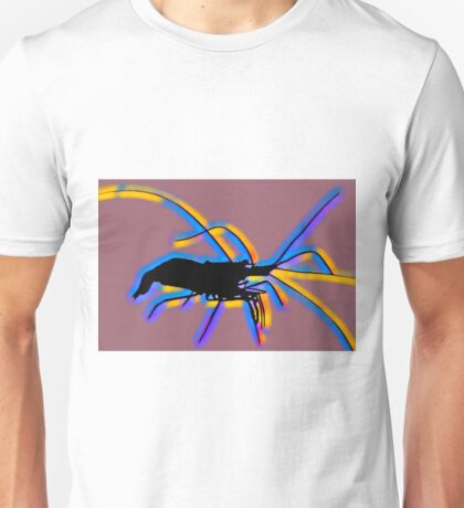 Jumbo Shrimp Sketch Unisex T-Shirt