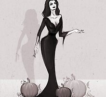 Vampira by Sam Pea